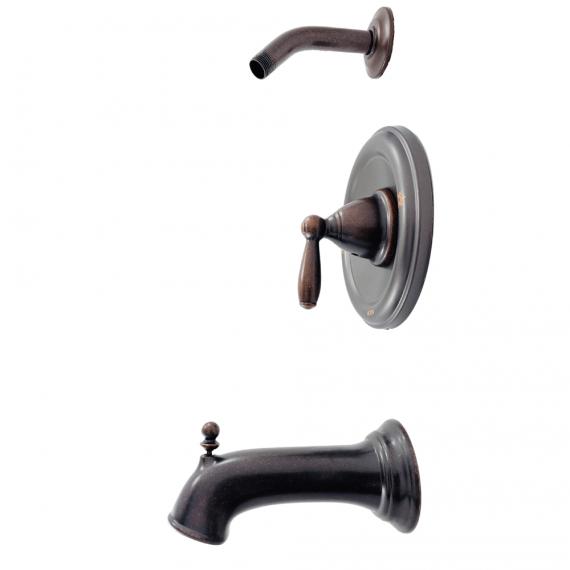 Brantford - T2153NHORB - Single-Handle Posi-Temp Tub and Shower Faucet Trim Kit