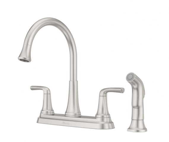 pfister-ladera-f-lrgs-handle-standard-kitchen-faucet-with-optional-side-sprayer-in-spot-defense-stainless-steel