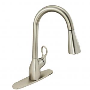 Moen Kleo-CA87011SRS-Pull-Down Sprayer Kitchen Faucet