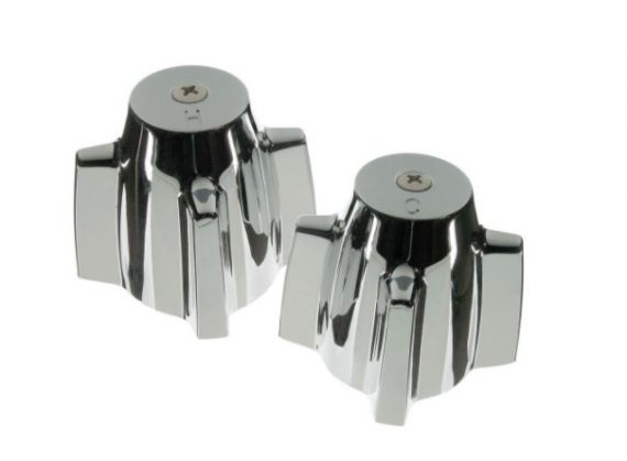 DANCO 88264 Pair of Faucet Handles for Central Brass