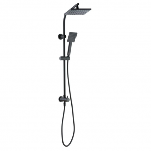 glacier-bay-modern-wall-bar-shower-kit-spray-in-square-rain-shower-head-with-hand-shower-in-matte-black-valve-not-included