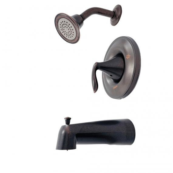 Moen Eva - T2133EPORB - 1-Handle Posi-Temp Tub and Shower Faucet Trim Kit