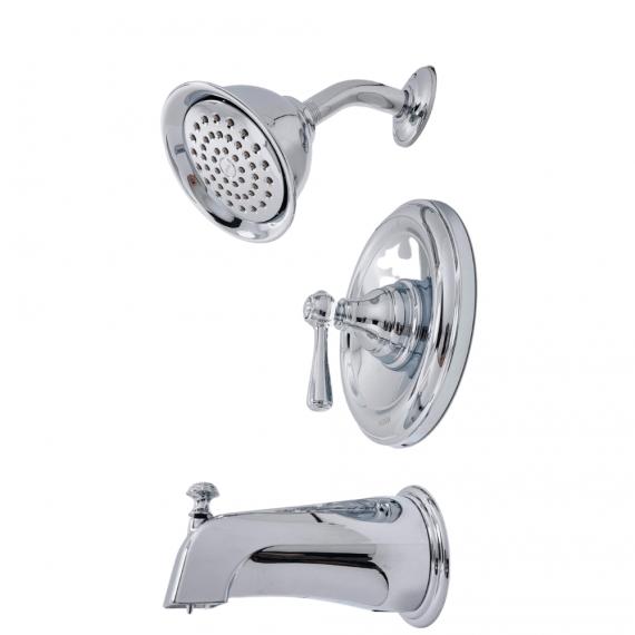 MOEN - T2113 - Kingsley Collection Single-Handle Posi-Temp Pressure Balanced Tub/Shower Trim