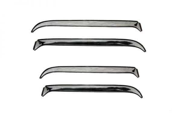 1987-19996 Cherokee 4Pc Ventshade-Stainless