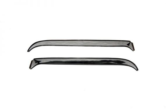 1967-1972 F100/F250/F350 2Pc Ventshade-Stainless
