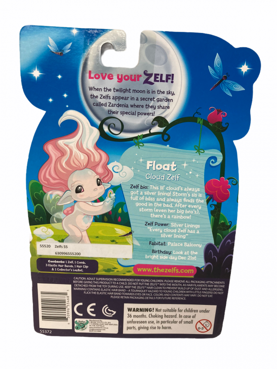float-cloud-zelf-the-zelfs-love-yourzelf-new-old-stock-comb-hair-bands-leaflet