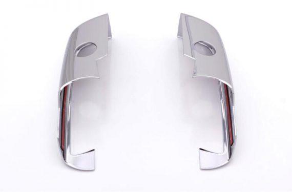 2014-2018 Silverado/Sierra 1500/2500 Hd/3500 Hd Chrome Mirror Covers