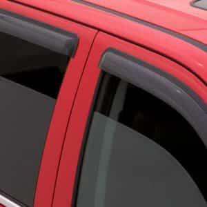 2000-2006 Tundra Ext Cab 4-C Original Vent Visor-Smoke