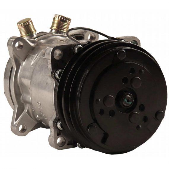 Case IH Cotton Picker Valeo ER210R Compressor - Air Conditioner