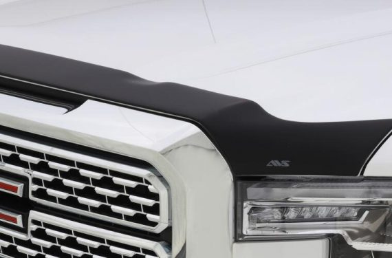 2020-C Sierra 2500/3500 Aeroskin Matte Black