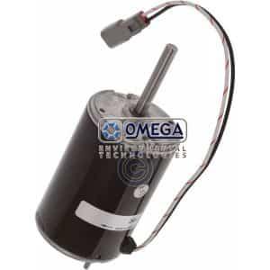 """Caterpillar TRACK LOADER Condenser Fan Motor, Single Shaft, 3/8"""""""