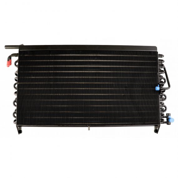 New Holland Tractor Condenser, Tube & Fin, w/ Fuel Cooler
