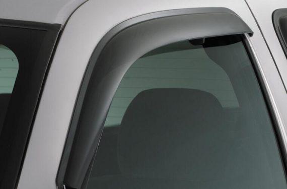 2015-C Mustang 2 Piece Original Vent Visor-Smoke