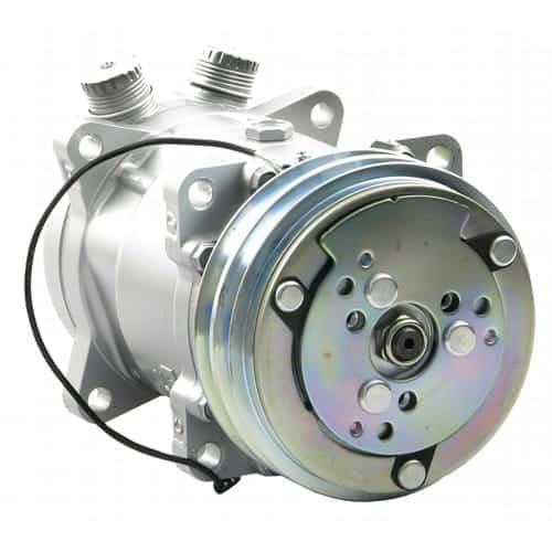 allis-chalmers-tractor-sanden-sd-compressor-w-groove-clutch-air-conditioner