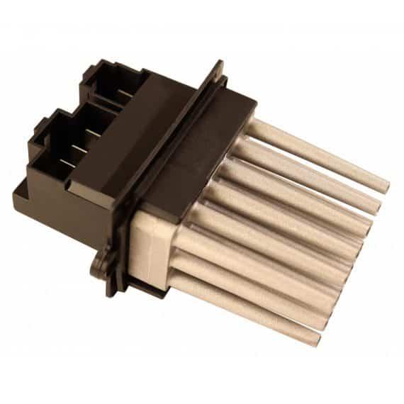 Case IH Cotton Picker Blower Resistor, 3 Speed - Air Conditioner