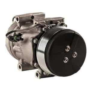 case-ih-windrower-genuine-sanden-sdh-compressor-w-groove-clutch-air-conditioner