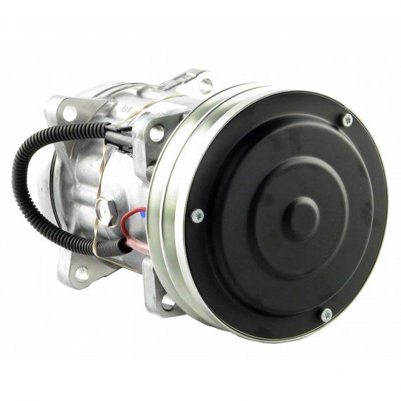 case-skid-steer-loader-genuine-sanden-sdhshd-compressor-w-groove-clutch-air-conditioner