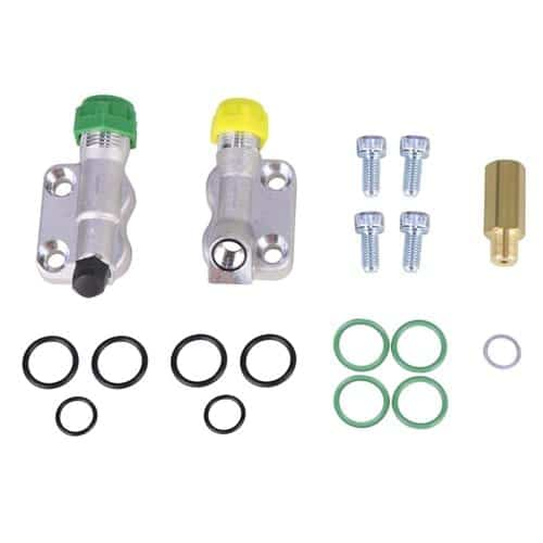 Case Tractor Manifold Kit-Air Conditioner