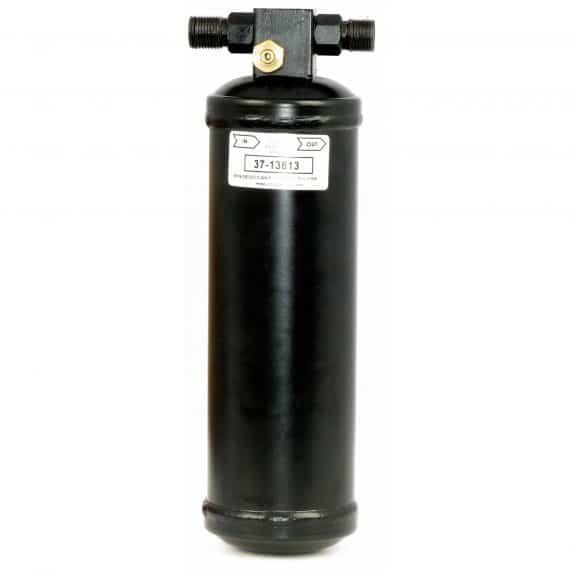 case-tractor-receiver-drier-w-high-pressure-relief-valve-female-switch-port-air-conditioner