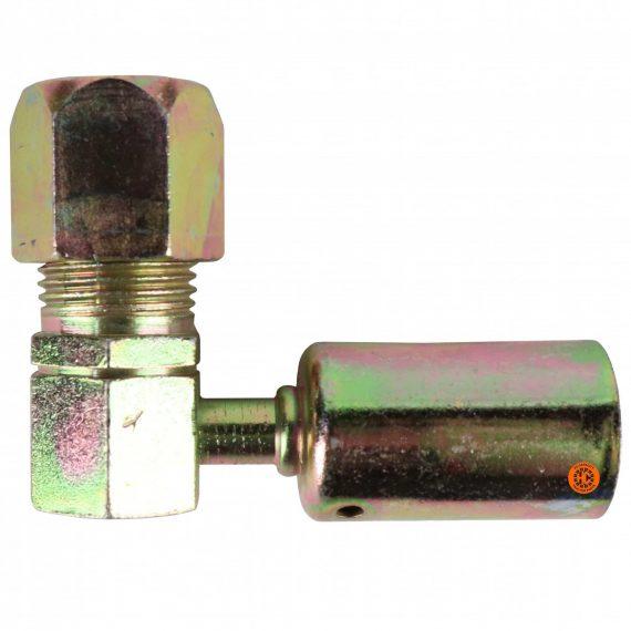 "Compression Repair Fitting, #8 (3/4""), 90 Degree - Air Conditioner"