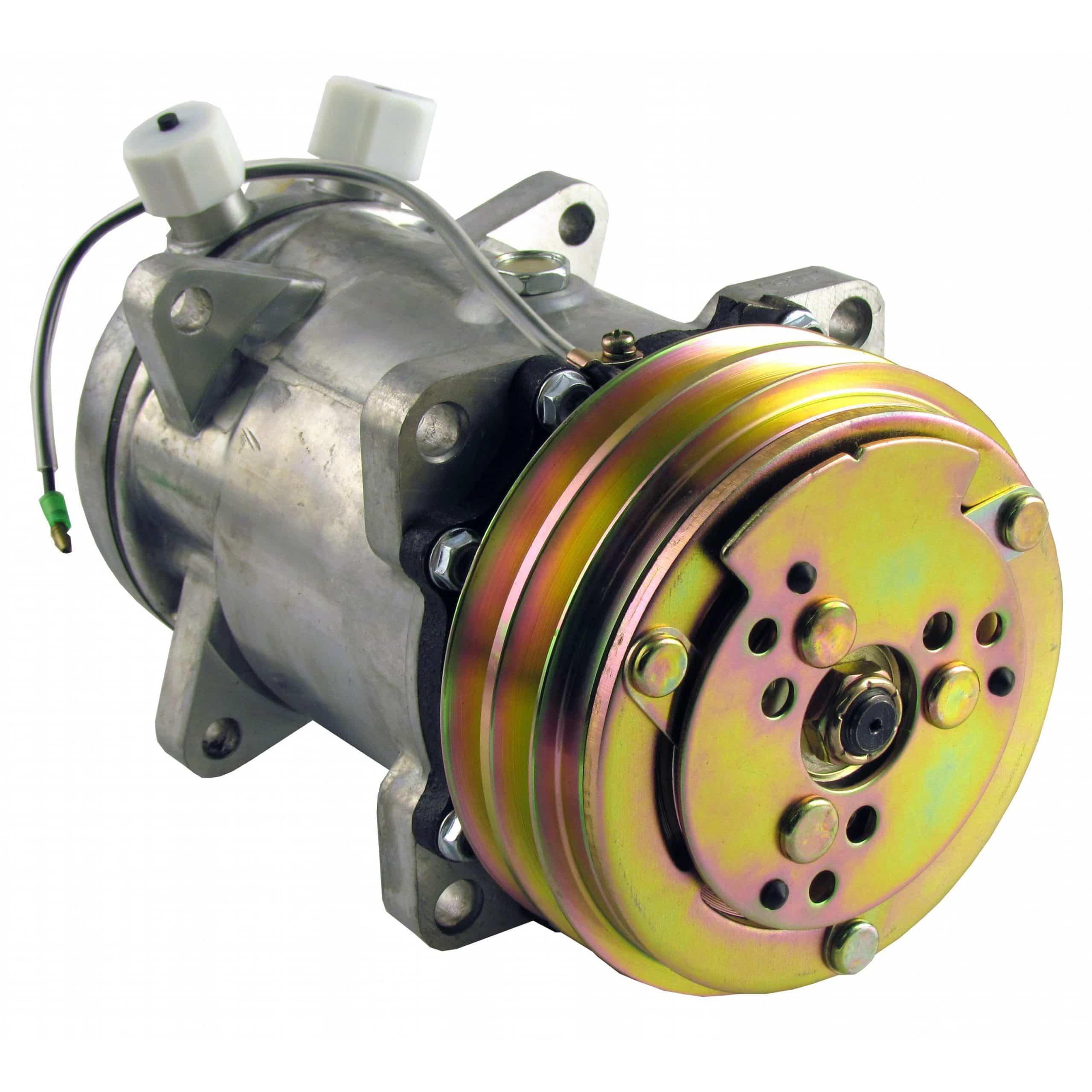 hesston-fiat-tractor-sanden-sdhd-compressor-w-groove-clutch-air-conditioner