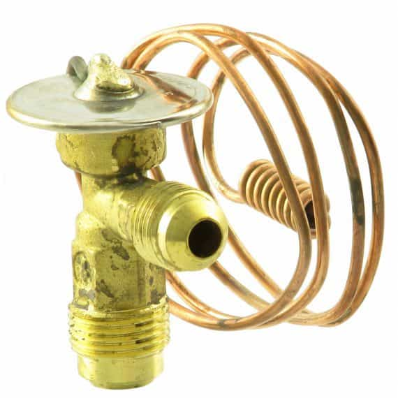 International Combine Expansion Valve, Right Angle, Internally Equalized - Air Conditioner