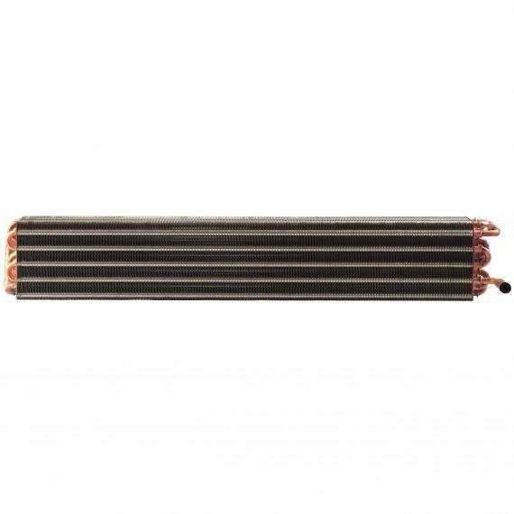 John Deere Combine Evaporator, Tube & Fin, w/ Heater Core-Air Conditioner