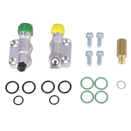 John Deere Feller Buncher Manifold Kit-Air Conditioner