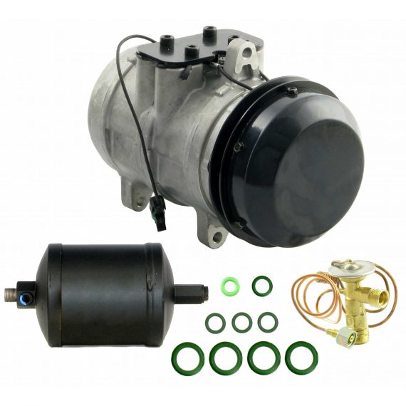 john-deere-harvester-compressor-drier-and-valve-kit-air-conditioner