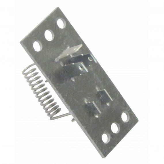 John Deere Loader Backhoe Blower Resistor, 3 Speed-Air Conditioner