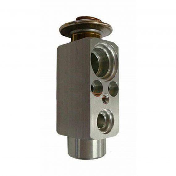 John Deere Sprayer Expansion Valve, Block - Air Conditioner