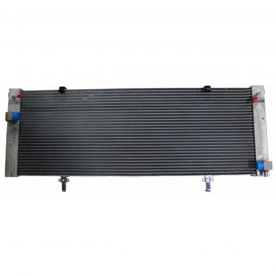 John Deere Tractor Condenser, Parallel Flow, w/ Fuel Cooler