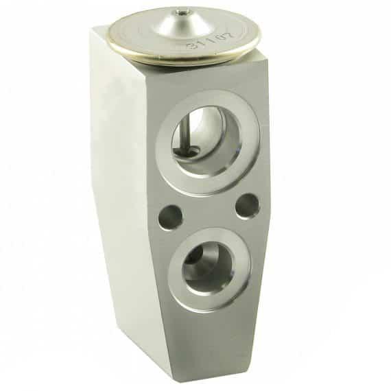 john-deere-windrower-expansion-valve-block-air-conditoner
