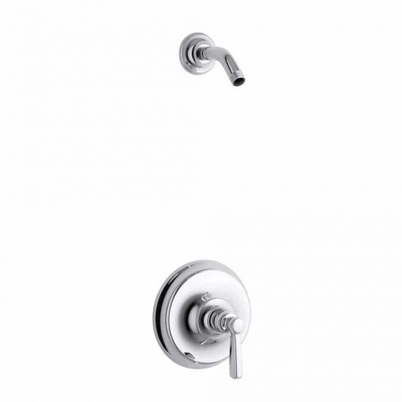 kohler-bancroft-tls-cp-rite-temp-shower-valve-trim-with-metal-lever-handle-less-showerhead