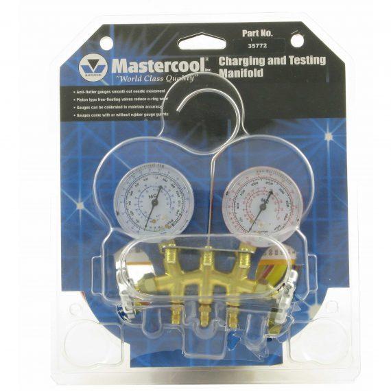 Manifold Gauge Set, R12-Air Conditioner