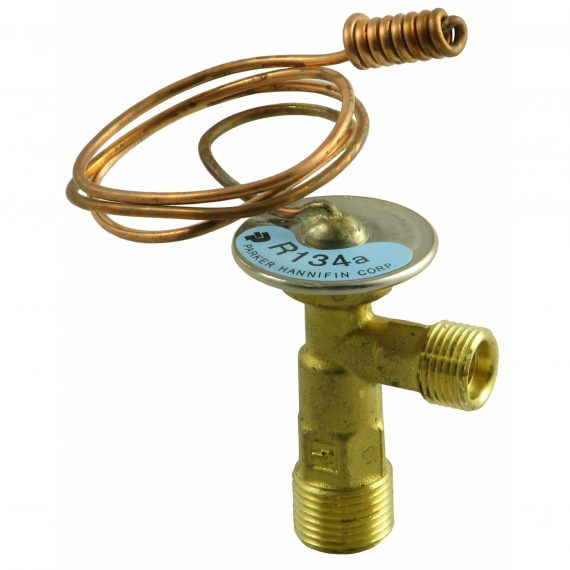 Massey Ferguson Tractor Expansion Valve, Right Angle, Internally Equalized - Air Conditioner