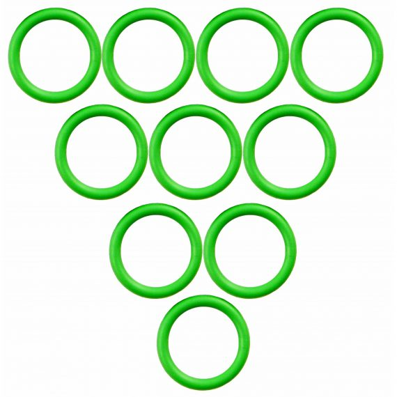 Suction & Discharge O-Ring, A6 & R4, (Pkg. of 10) - Air Conditioner