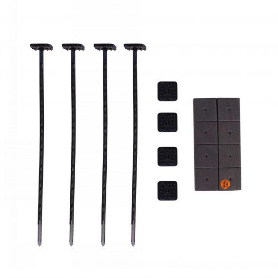 Tie Strap Mounting Kit