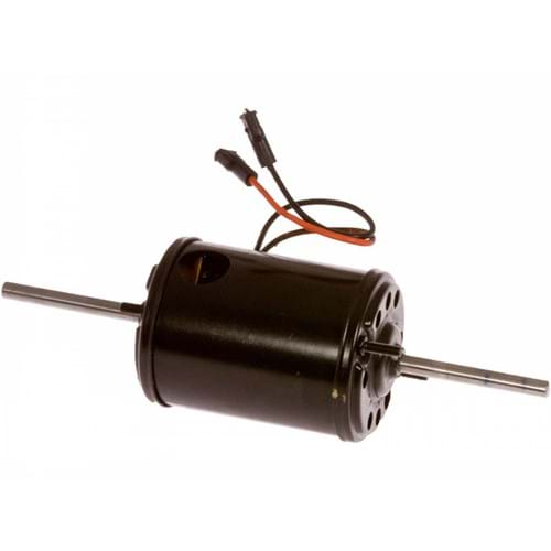 """White Combine Blower Motor, Dual Shaft, 5/16""""-Air Conditioner"""