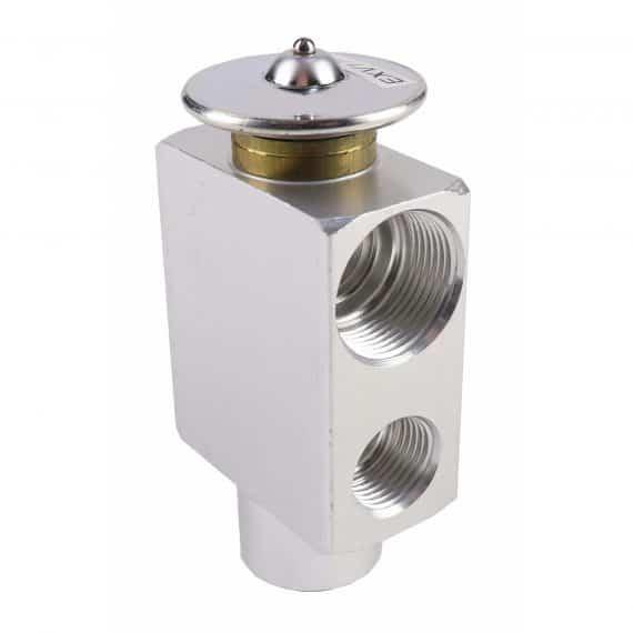 white-tractor-expansion-valve-block-air-conditioner