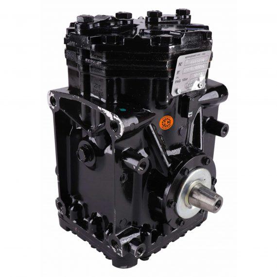 White Tractor Genuine York EF210L Compressor - Air Conditioner