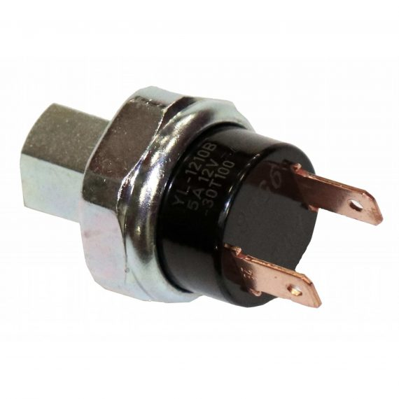 Ford Tractor Low Pressure Switch - Air Conditioner