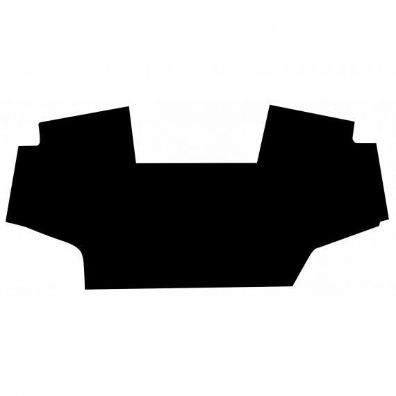 John Deere Tractor Textured Rubber Floor Mat Overlay-Air Conditioner