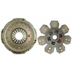 Case IH Tractor 12-1/4″ Diaphragm Clutch Unit – Reman – F87575337