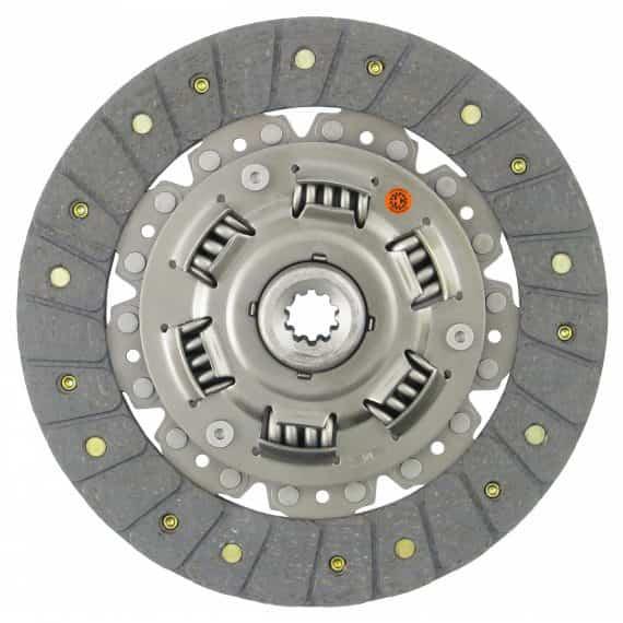 Deutz Tractor 8-1/2″ Transmission Disc, Woven, w/ 3/4″ 10 Spline Hub – Reman – M3438914