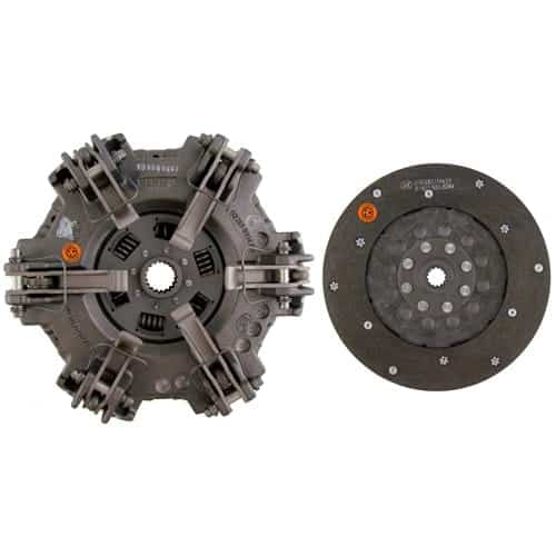 Ford Tractor 10″ Dual Stage Clutch Unit – New – F5152683NU