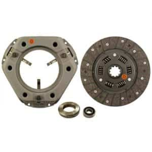 Ford Tractor 9″ Single Stage Clutch Kit, w/ Bearings – New – F8N63SN KIT