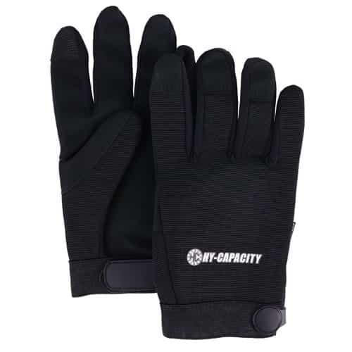 Hy-Capacity Mechanic's Gloves – Size Large – 1013GLOVE-L