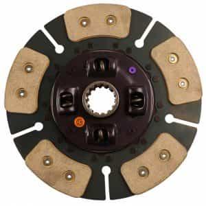Kubota Tractor 11″ Transmission Disc, 5 Pad, w/ 1-9/16″ 14 Spline Hub – New – K3G700-25130HD