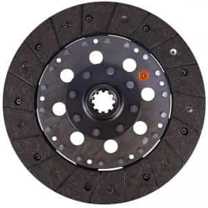 Kubota Tractor 9″ Transmission Disc, Woven, w/ 1″ 10 Spline Hub – New – K32425-14300